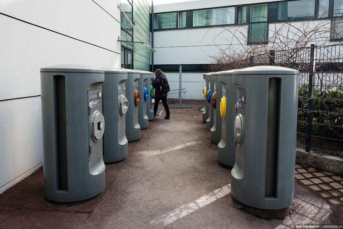 В регионах России приостановили строительство жилья без мусоропроводов