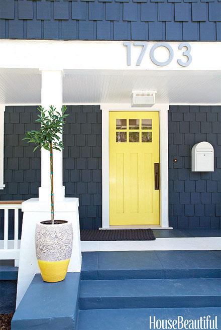 Успешный внешний вид дома:12 хитростей