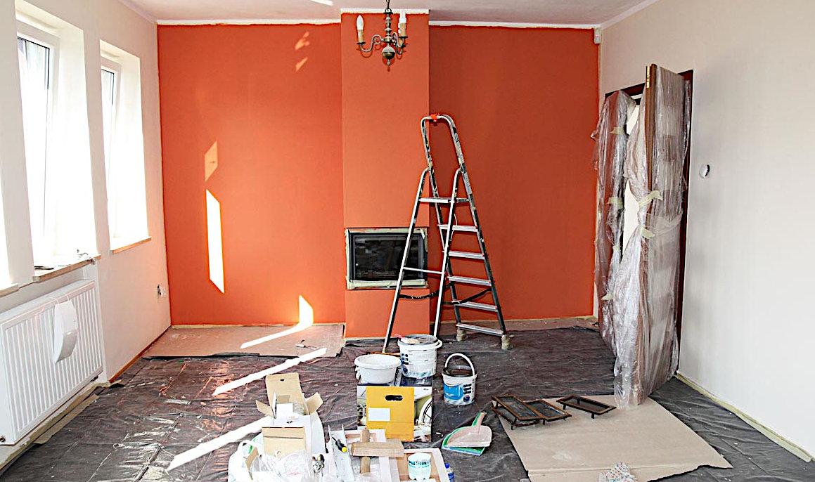 Косметический ремонт жилья своими руками